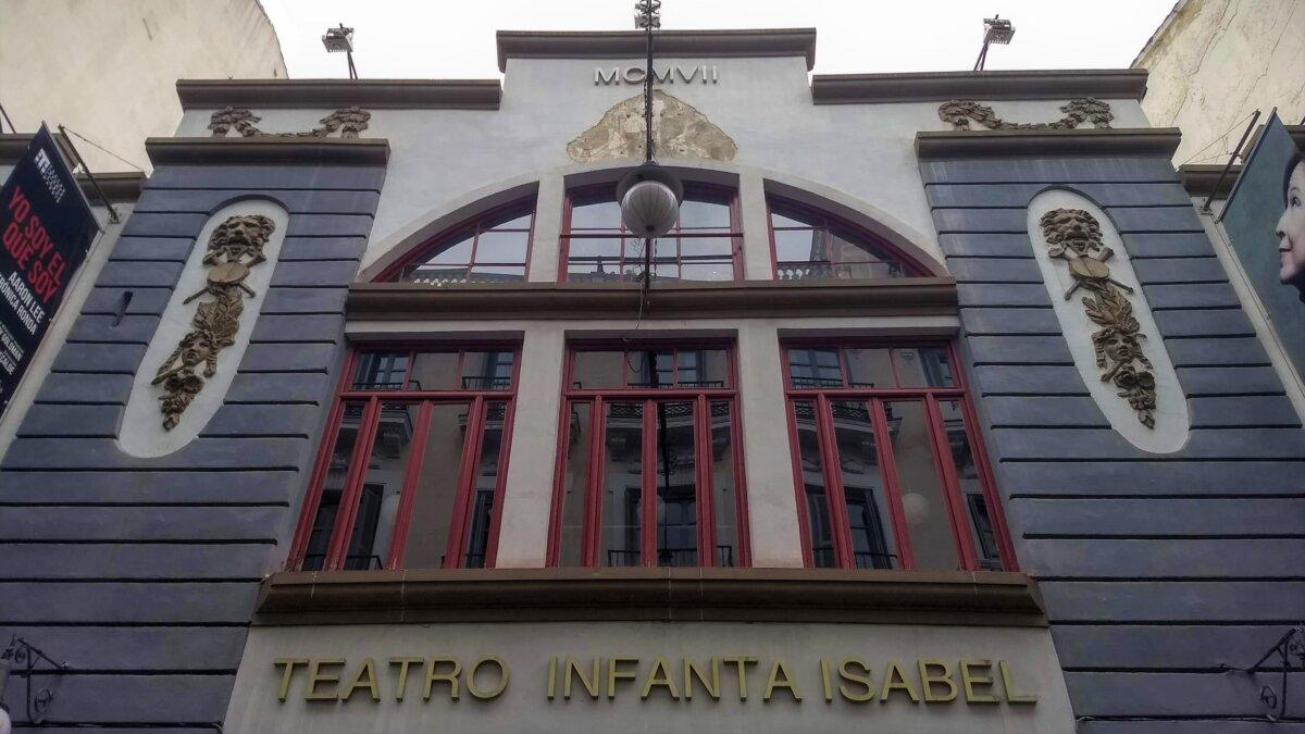 Muráti Lili az első spanyol sikereit a madridi Teatro Infanta Isabelben aratta. - Fotó: Marton Ildikó/KultúrExpressz