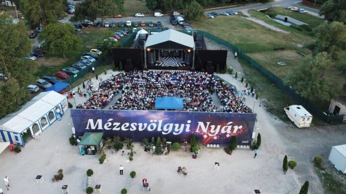 Mézesvölgyi Nyár színházi fesztivál