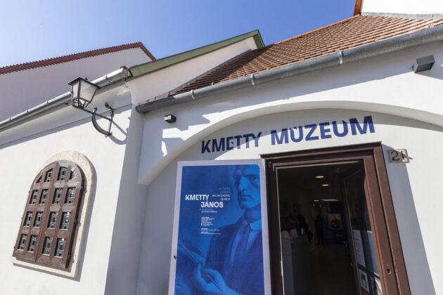 Kmetty Múzeum, Szentendre, Fő tér © Ferenczy Múzeumi Centrum, fotó: Deim Balázs