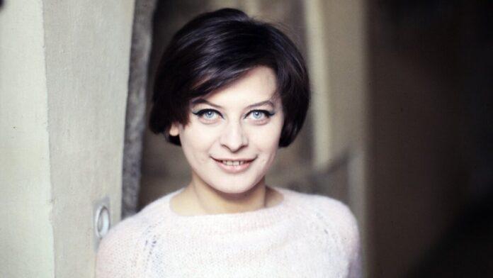 Ronyecz Mária 1969-ben / Fotó: Szalay Zoltán / Fortepan