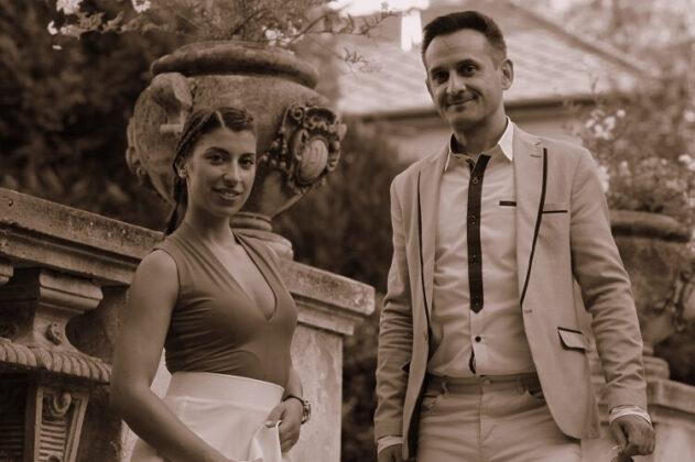 Lilienn és Kónyai Tibor - forrás: BJC