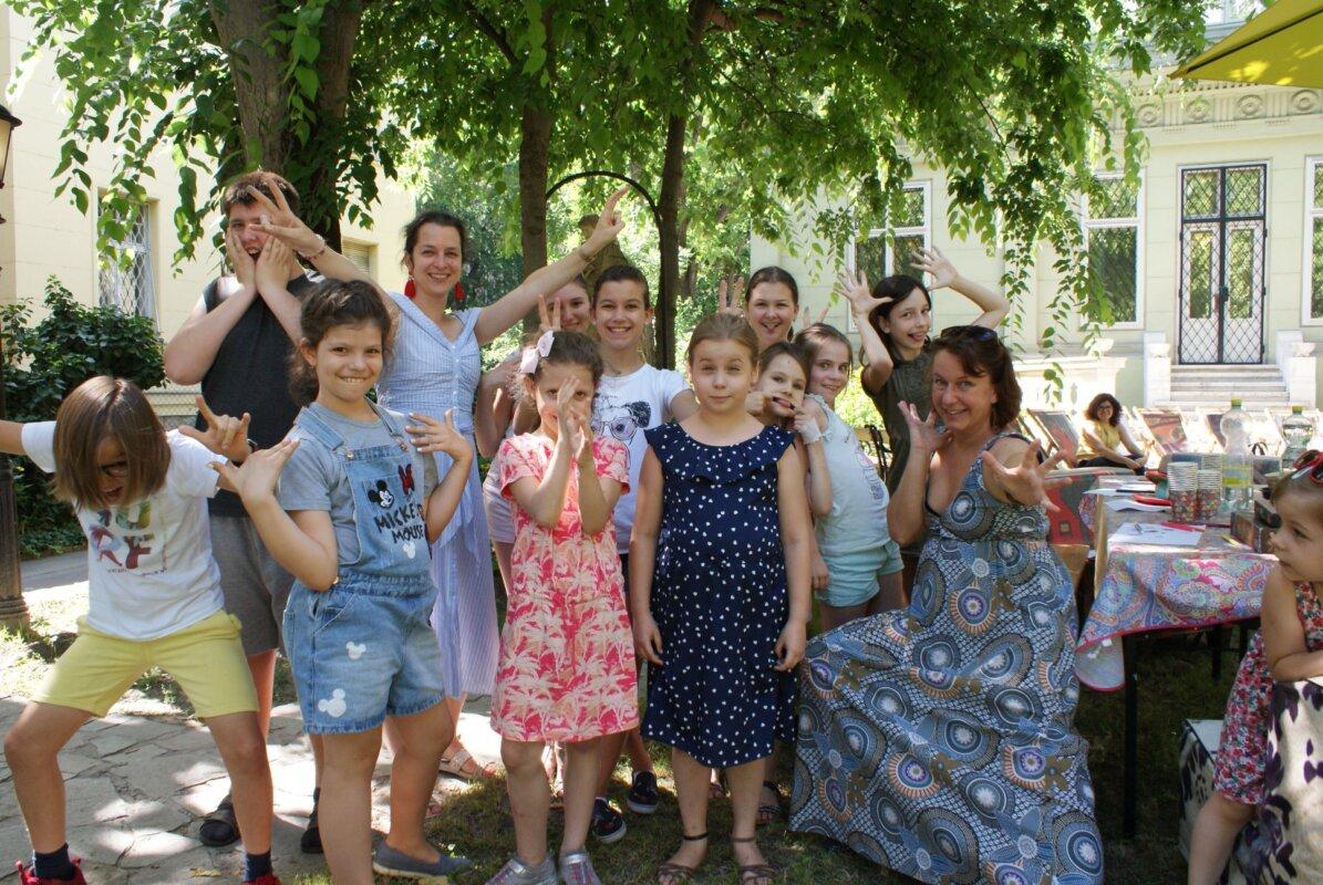 Múzeumpedagógiai foglalkozás - nyári tábor- forrás: IMM