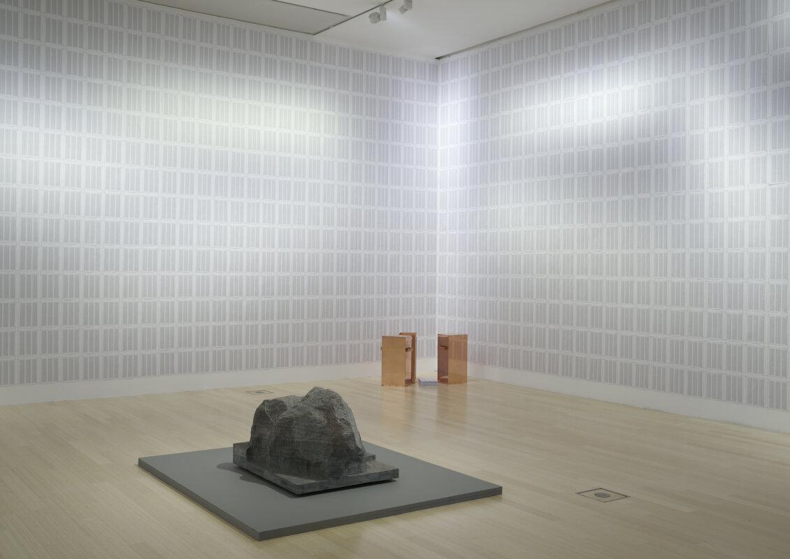 Alicja Kwade: Lehetséges valóság - Fotó: ROSTA József © Ludwig Múzeum – Kortárs Művészeti Múzeum