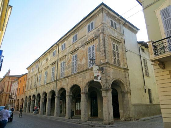 Palazzo Orlandi - forrás: Wikipedia
