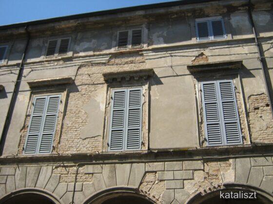 Palazzo Orlandi - fotó: Kocsis Katalin / Kataliszt