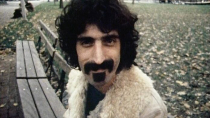 Frank Zappa - forrás: Pannonia Entertainment
