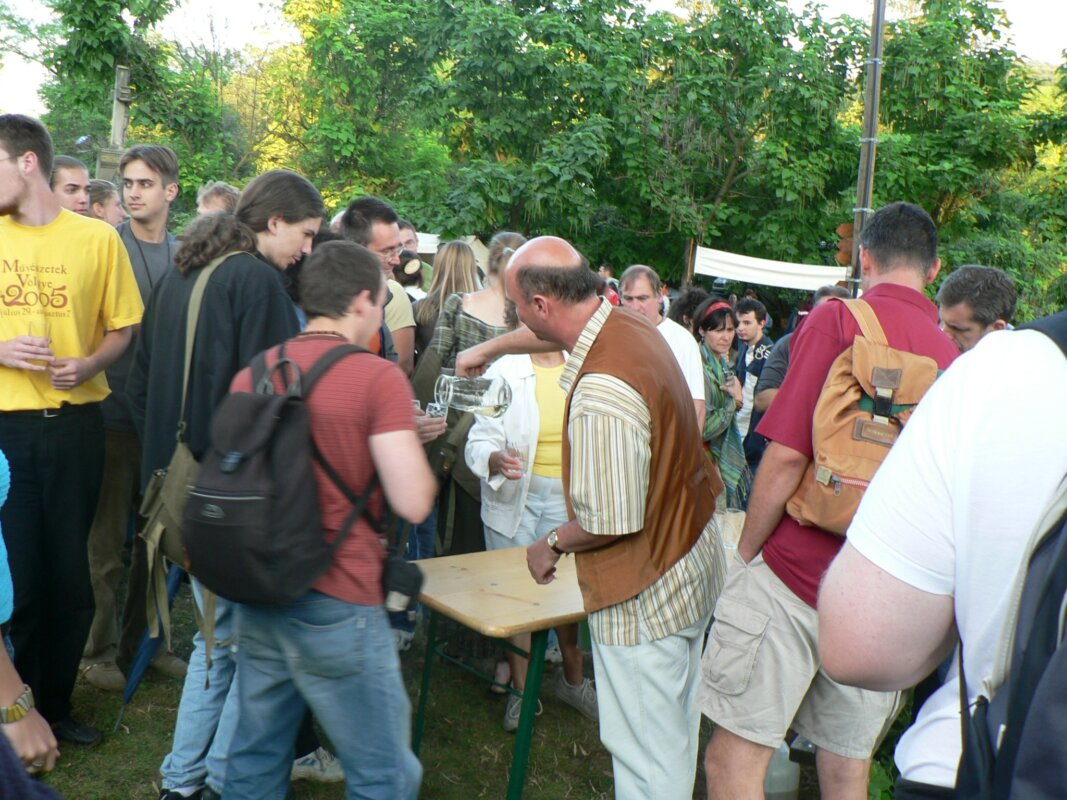 A bor akusztikája 2006