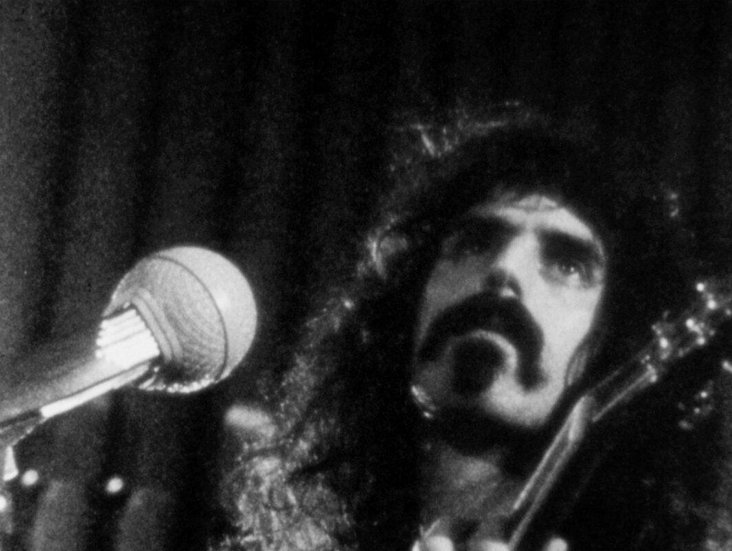 Frank Zappa - fporrás: Pannonia Entertainment