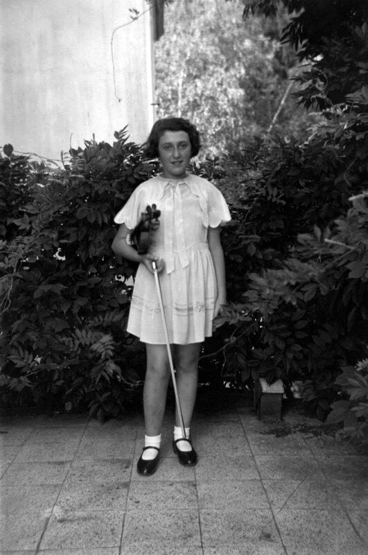 A csodagyerek Ida Haendel