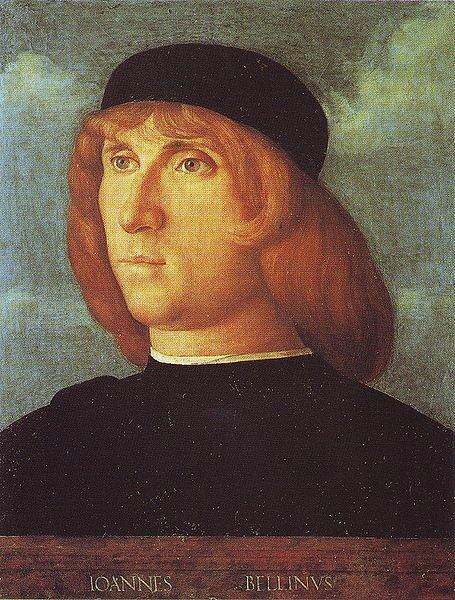 Giovanni Bellini önarckép - forrás: wikipedia