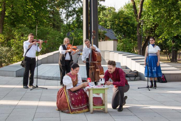 Zenélő Budapest - fotó: Nagy Bogi