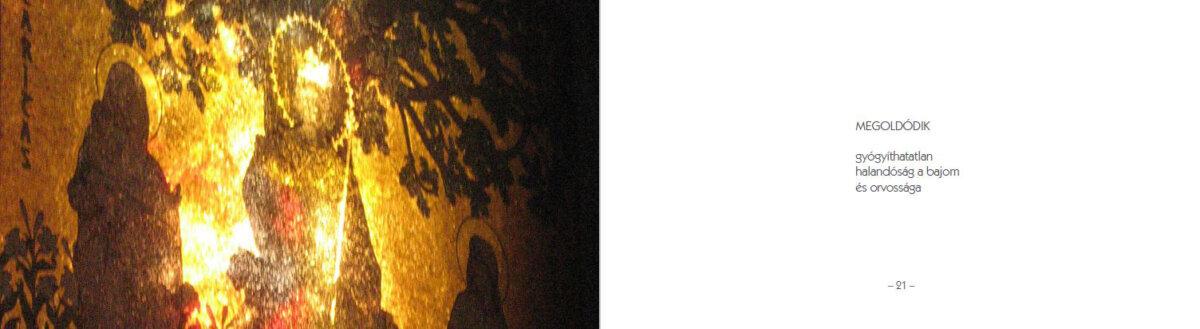 Fodor Ákos haikuja és Diner Tamás képe