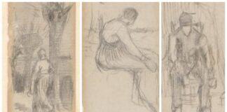 Vincent van Gogh - könyvjelző