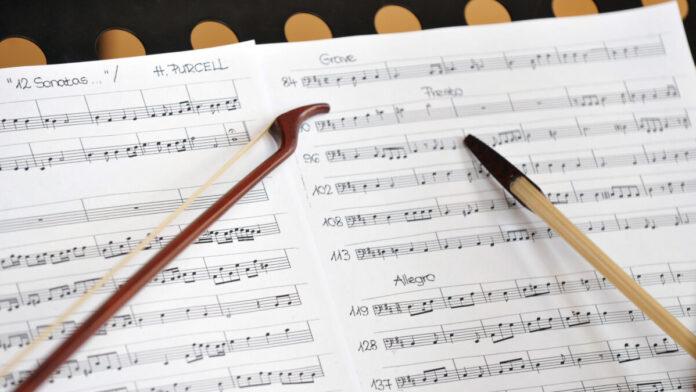 A mesterkurzus professzorai koncert - forrás: Régi Zenei Napok
