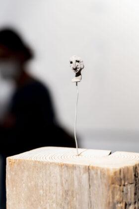 Puklus Péter alkotása - forrás: NOW Esterházy Contemporary