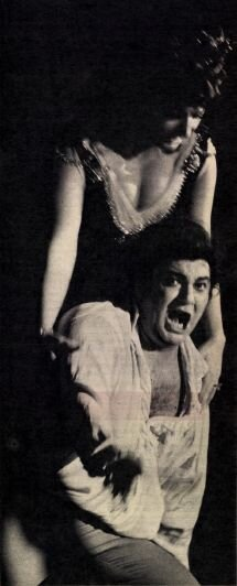 Domingo a Tosca 1973-as előadásában
