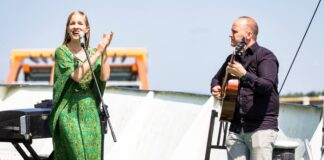 Harcsa Veronika és Gyémánt Bálint - forrás: Művészetek Völgye