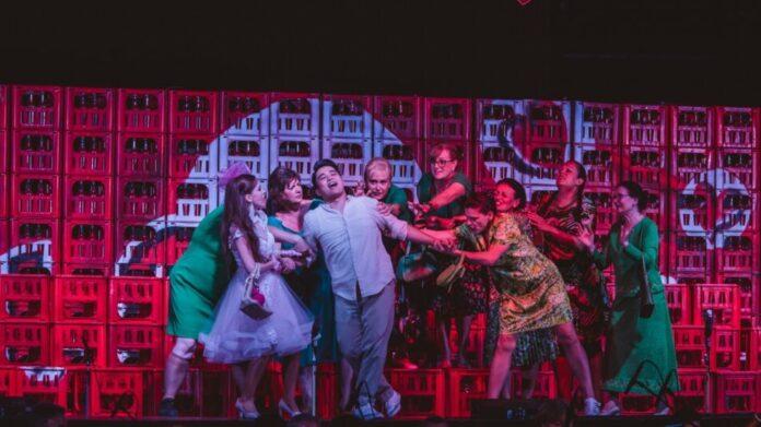 Gördülő szerelem - fotó: Nagy Attila /Operaház