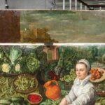 A zöldségárus lány - forrás: English Herritage