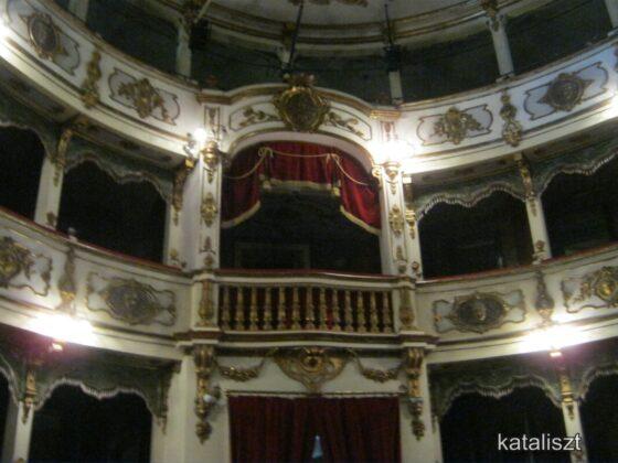 A Verdi Színház – fotó: Kocsis Katalin / Kataliszt