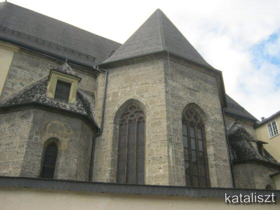 A templom - fotó: Kocsis Katalin / Kataliszt