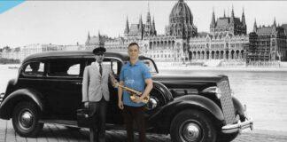 Zenélő Budapest