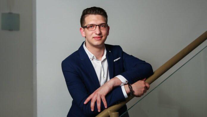 Oláh Patrik Gergő - fotó: Fűrjes Viktória