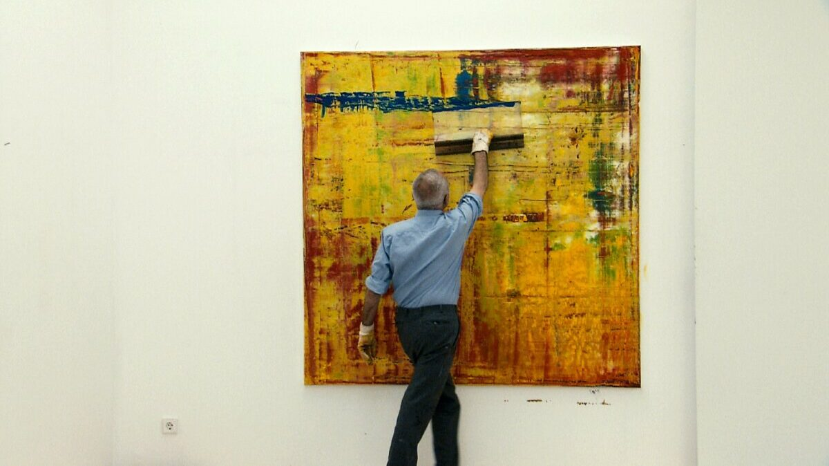 The Gerhard Richter Exhibition of the Hungarian National Gallery opens