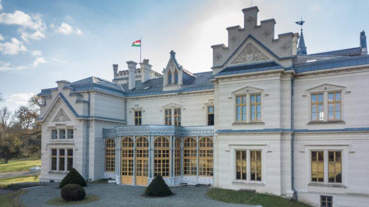 A nádasdladányi kastély - fotó: Bata Tamás