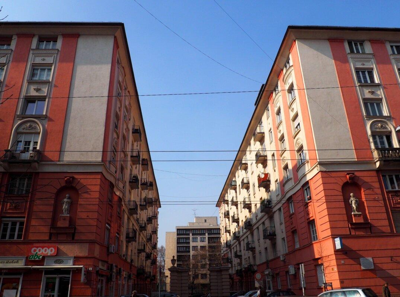 Damjanich utca 40-42. - forrás: BP100