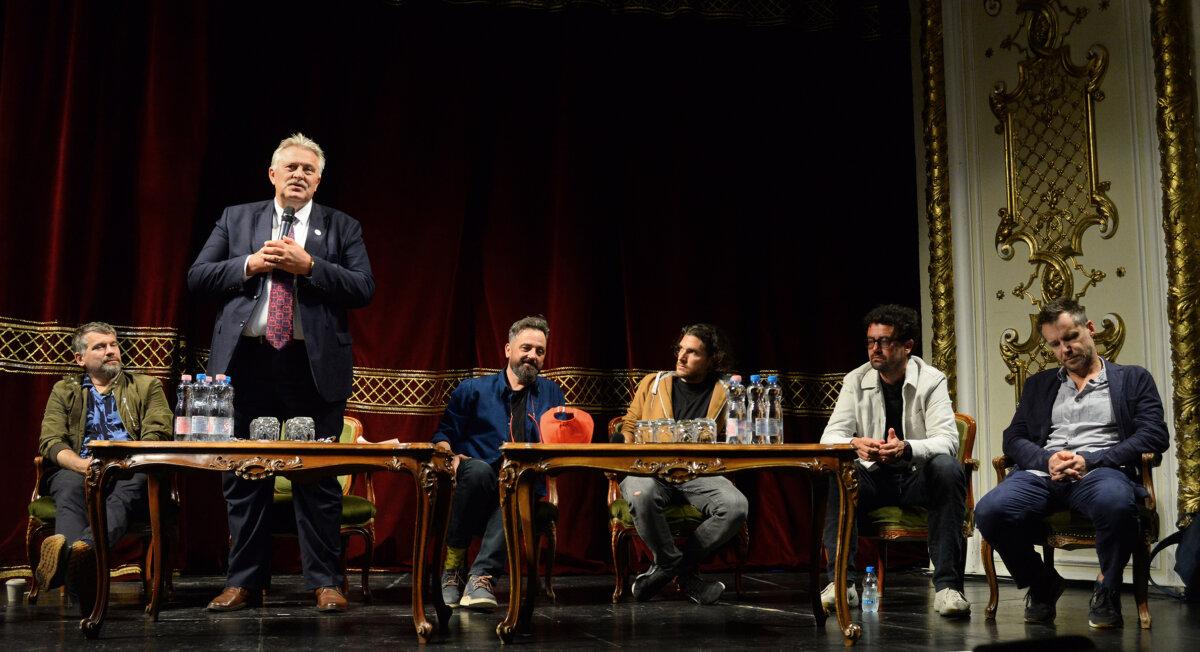 Évadnyitó - forrás: Miskolci Nemzeti Színház