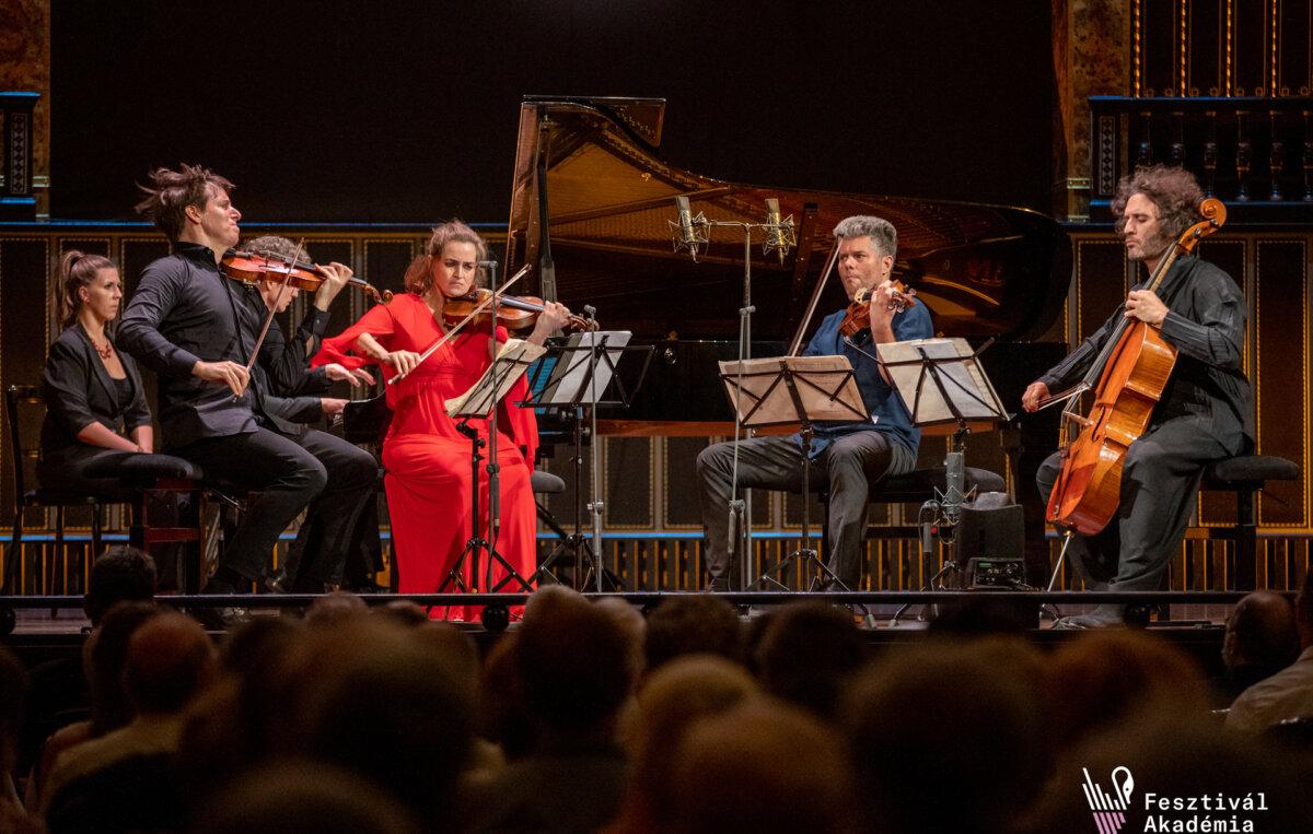 Fesztivál Akadémia koncert