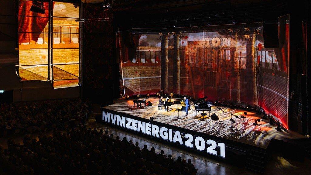 MVM ZENERGIA 2021
