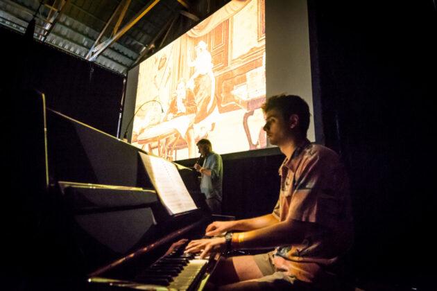 Művészetek Völgye: Némafilmhez Filmzenét - fotó: Bulecza Noémi