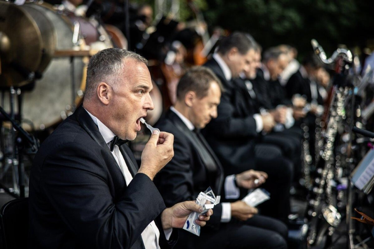 A Fesztiválzenekar koncertje - fotó: Stiller Ákos