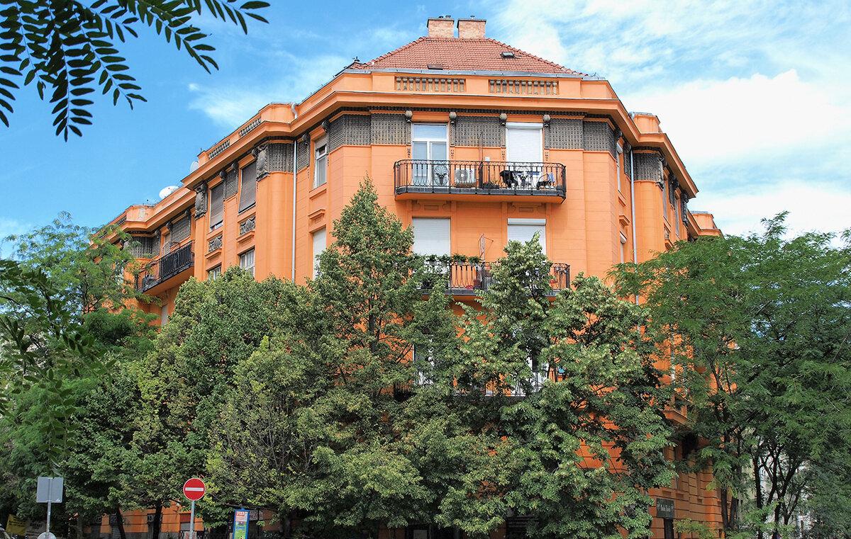 Ugocsa utca 2. - fotó: Hauenstein Mátyás / Budapest100