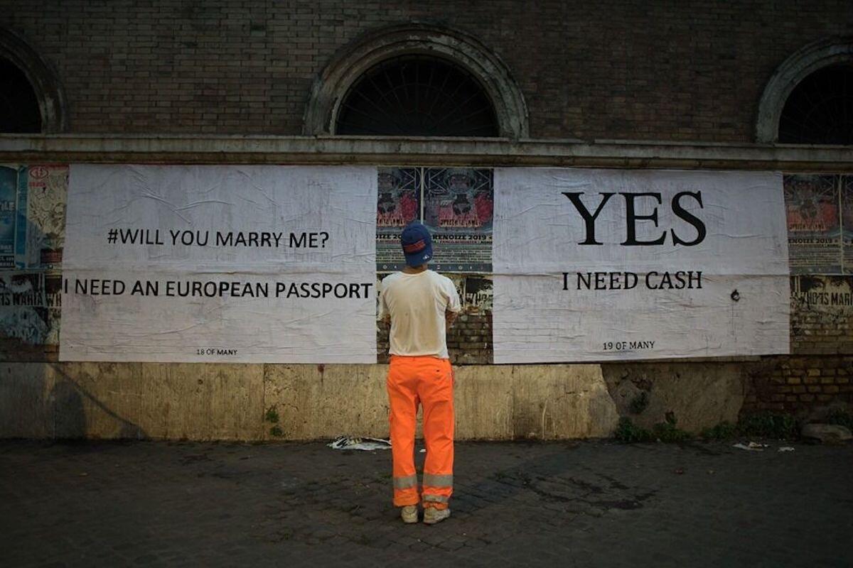 Will you marry me - fotó: Claudia Pajewski