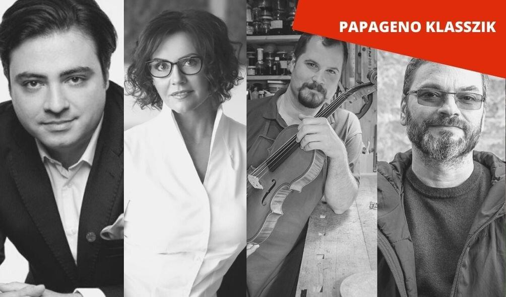 Zongoraversenytől a novellapályázatig – Ízelítő a Papageno Klasszik műsorából
