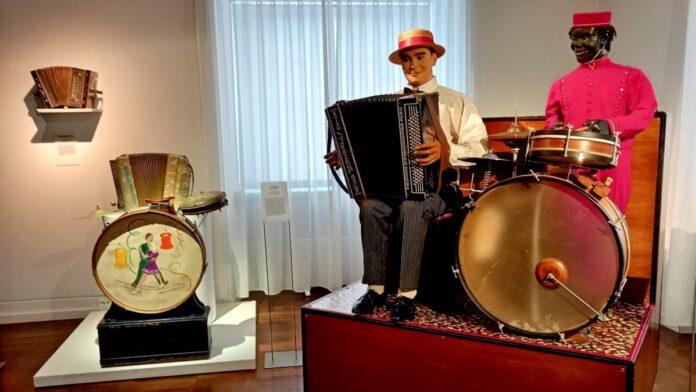 Zenélő automaták Bruchsalban