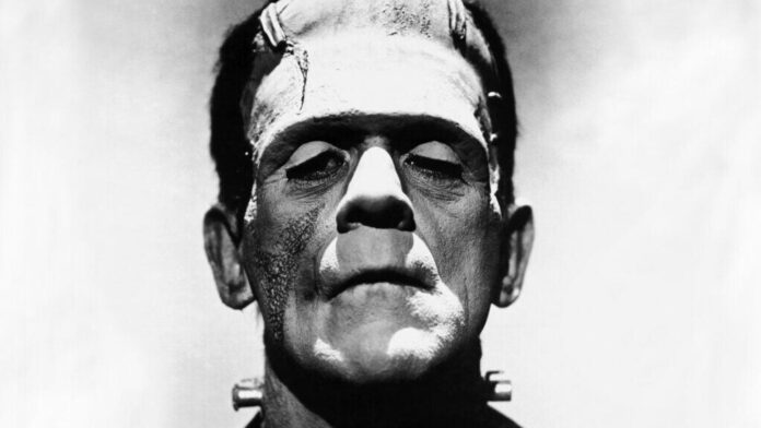 Boris Karloff, mint Frankeinstein szörnye