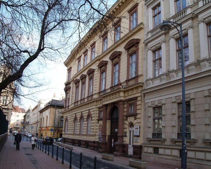 A budapesti Múzeum utca
