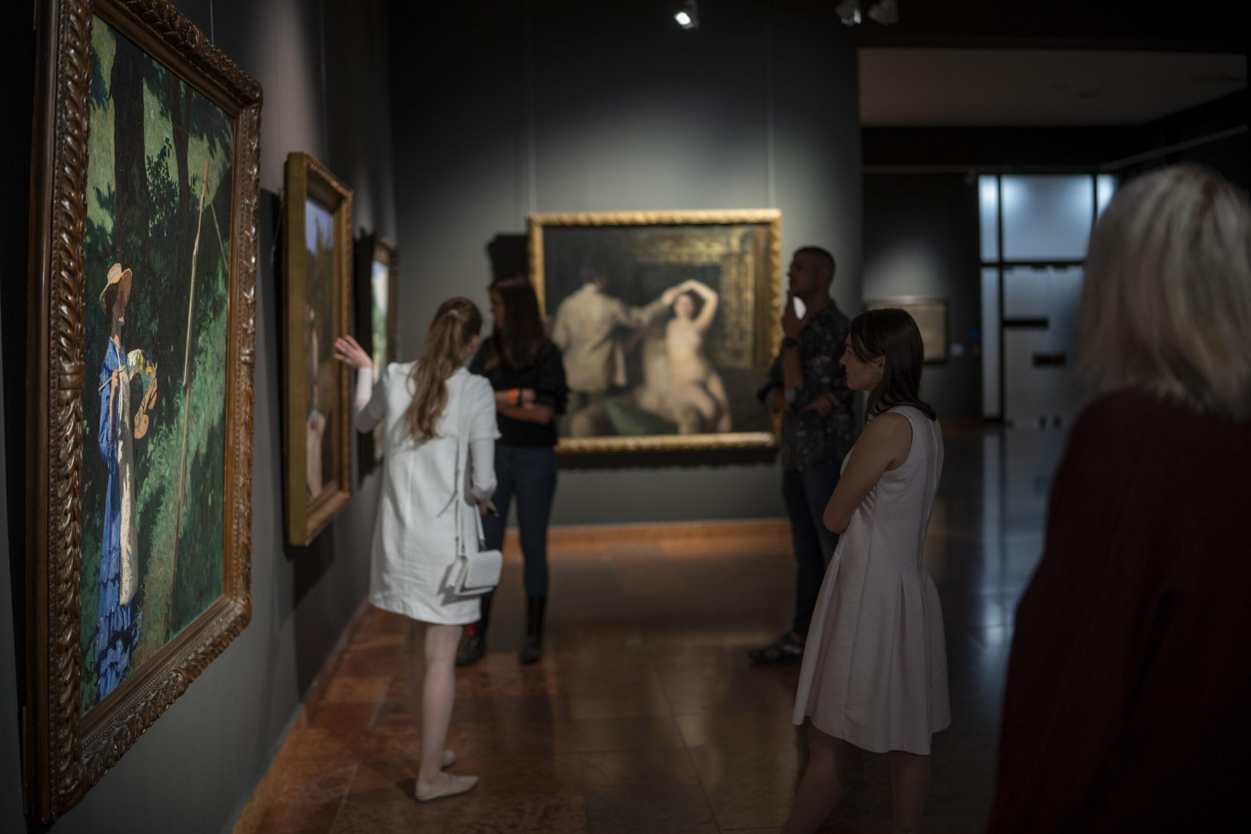 Magyar Nemzeti Galéria - fotó: Szántó András