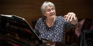 Wagner Rita és növendékei / Fotó: Felvégi Andrea / Zeneakadémia