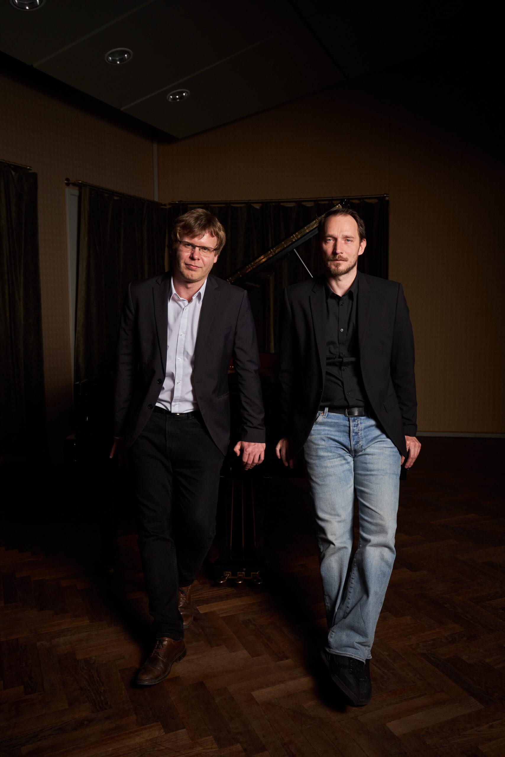 Kiss Péter és Jászberényi Gábor – fotó: Valuska Gábor