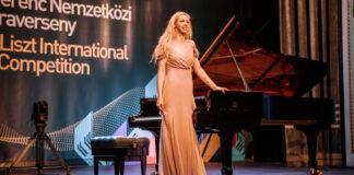 Ivana Ilic Damjanov - fotó: Liszt Ferenc Nemzetközi Zongoraverseny