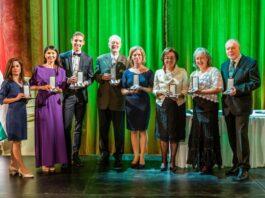 Kitüntetések az Operaház művészeinek és munkatársainak - Fotó: Berecz Valter