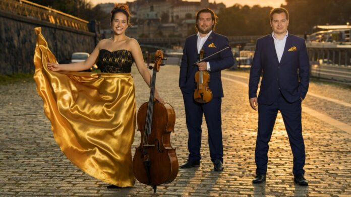 Trio Bohémo - fotó: Hugo Vítámvás