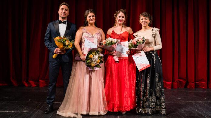 A Musicum Laude énekverseny díjazottjai – fotó: 4K Media Stúdió
