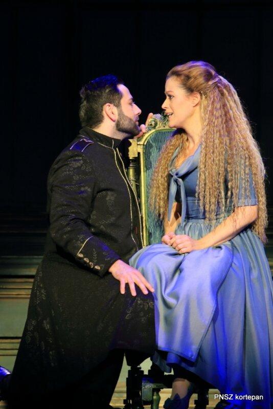 Rossini: Hamupipőke, 2018, Pécs, Tötös Rolanddal - forrás: az interjúalany tulajdona