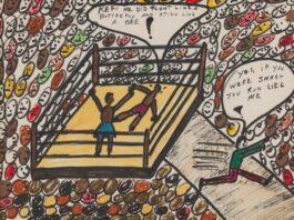 Muhammad Ali: Csíp, mint a méh – forrás: Bonhams